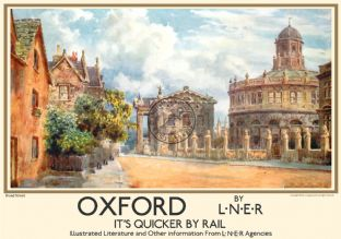 Oxford, Broad Street